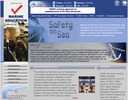MarEdu – Maritime Education Partnership