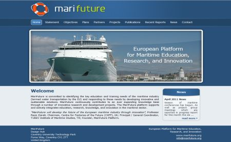 MariFuture - European Platform for Maritime Education, Research, and Innovation
